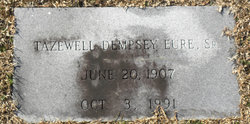 Tazewell Dempsey Eure