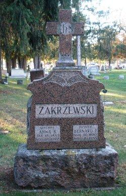 Bernard P Zakrzewski