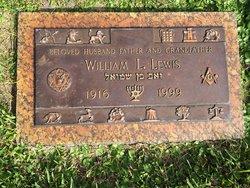 William L Lewis
