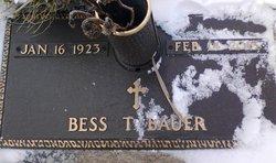 Bess Tilla Ozora <i>Surber</i> Bauer