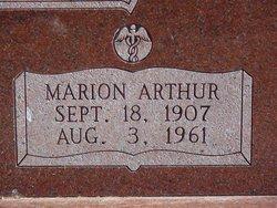 Dr Marion Arthur Turner