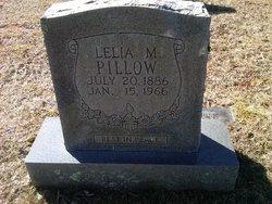 Lelia M Pillow