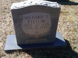Wilford T Pillow