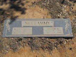 Alice <i>Huffman</i> McClammy