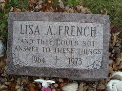 Lisa A French
