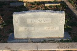 Marshall Clinton Formby, Sr