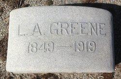 Lawrence Alexander Greene