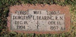 Dorothy <i>Johnson</i> Dearing