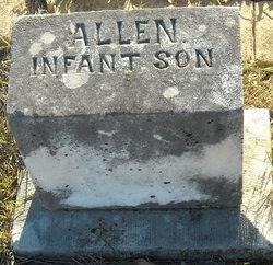 Baby Boy Allen