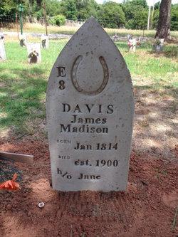 James Madison Davis
