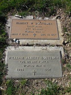 Elbert William Bosteder