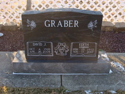 Edith <i>Slaubaugh</i> Graber