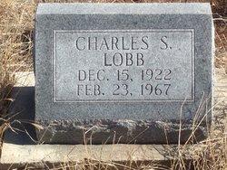 Charles Sylvester Charley Lobb