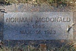 Norman McDonald