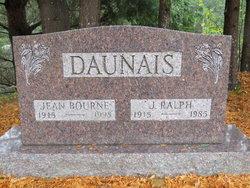 Jean <i>Bourne</i> Daunais