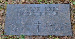 Eunice Bell Donaldson