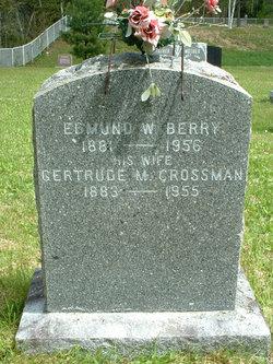 Gertrude M <i>Crossman</i> Berry