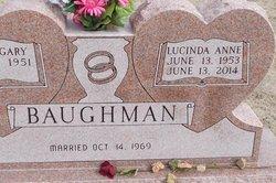 Lucinda Anne Cindy <i>Jones</i> Baughman