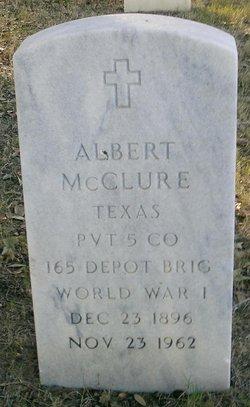 Albert McClure