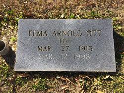 Elma Tot <i>Arnold</i> Ott