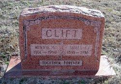 James Clyde Clyde Clift