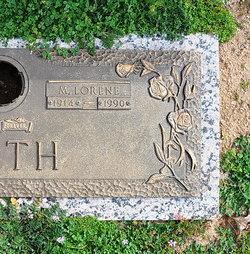 Minnie Lorene <i>Uptergrove</i> Faith
