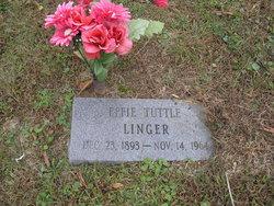 Effie <i>Tuttle</i> Linger