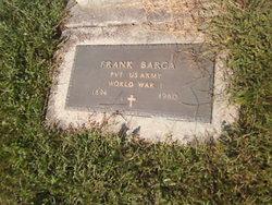 Pvt Frank Barga