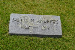 Sallie M. <i>Noble</i> Andrews