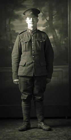 Corporal David Arnold Gill