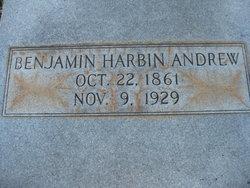 Benjamin Harbin Andrew