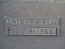Grace Fairman <i>Fenn</i> Barry
