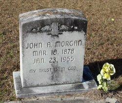 John A. Morgan