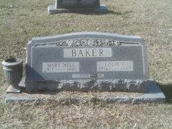 Mary Nell <i>Click</i> Baker