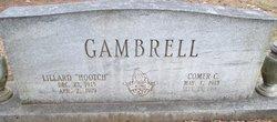 Comer Ether Gambrell