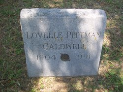 Lovelle <i>Pittman</i> Caldwell