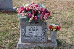 Anah <i>Lindsey</i> Bowers