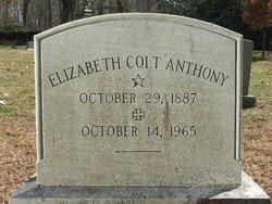 Elizabeth <i>Colt</i> Anthony