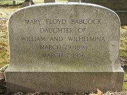 Mary Floyd Babcock