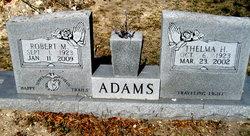 Robert Morrison Adams