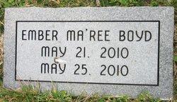 Ember Ma'Ree Boyd