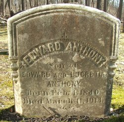 Pvt Edward Anthony
