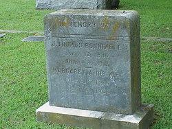 Margaret Ann <i>Gibbons</i> Bonniwell