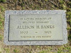Allison H Banks
