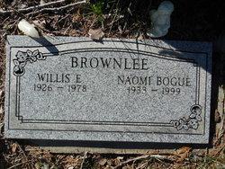 Willis E Brownlee
