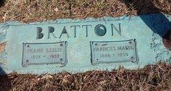 Frances Mabel <i>Campbell</i> Bratton