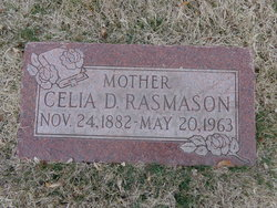 Celia <i>Dickman</i> Rasmason