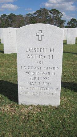 Joe H. Astroth, Sr