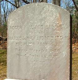 Roger Williams Brownell