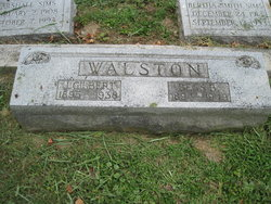 James Gilbert Walston